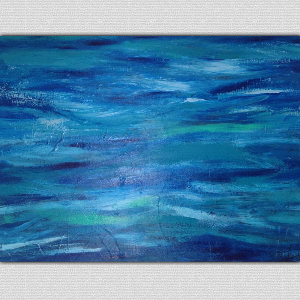 Ocean Wave Paintings For Sale